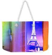 Chicago Art Institute Miniature Paris Room Pa Prismatic 08 Vertical Weekender Tote Bag