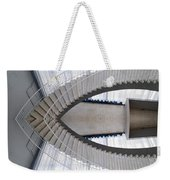 Chicago Art Institute Staircase Mirror Image 01 Weekender Tote Bag