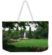 Chicago Botanical Gardens Landscape Weekender Tote Bag