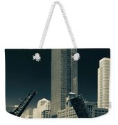 Chicago Bridges-2 Weekender Tote Bag