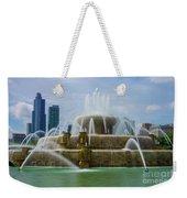 Chicago Buckingham Weekender Tote Bag