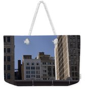 Chicago Buildings Weekender Tote Bag