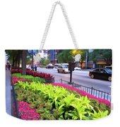 Chicago Color Weekender Tote Bag