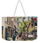 Chicago Colors 6 Weekender Tote Bag