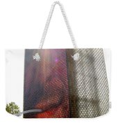 Chicago Crown Fountain 4 Weekender Tote Bag