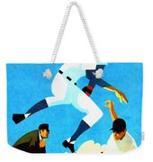 Chicago Cubs 1970 Program Weekender Tote Bag