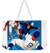 Chicago Cubs 1974 Program Weekender Tote Bag