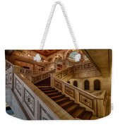 Chicago Cultural Center Stairs Weekender Tote Bag