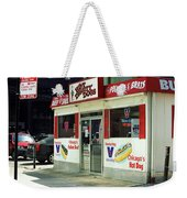 Chicago Dogs Weekender Tote Bag