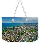 Chicago East View Weekender Tote Bag
