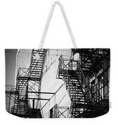 Chicago Fire Escapes 2 Weekender Tote Bag