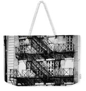 Chicago Fire Escapes 3 Weekender Tote Bag