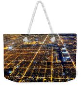 Chicago From Above 2 Weekender Tote Bag