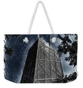 Chicago John Hancock In June Pa 01 Weekender Tote Bag