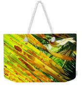 Chicago Palm House Weekender Tote Bag
