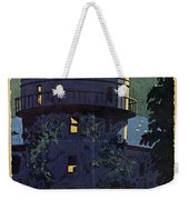 Chicago Poster, 1925 Weekender Tote Bag by Granger