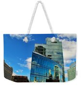 Chicago Reflection  Weekender Tote Bag