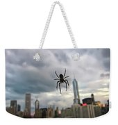 Chicago-room With A View Weekender Tote Bag