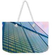 Chicago Sears Willis Tower Pop Art Weekender Tote Bag