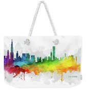Chicago Skyline Mmr-usilch05 Weekender Tote Bag