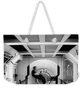 Chicago Space Shuttle Weekender Tote Bag