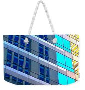 Chicago Structure 8 16 5 Weekender Tote Bag