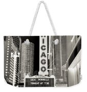 Chicago Theater - 2 Weekender Tote Bag