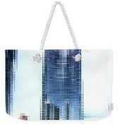Chicago Under Construction On The River 02 Pa Weekender Tote Bag