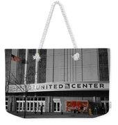 Chicago United Center Signage Sc Weekender Tote Bag