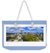 Chicago,il Weekender Tote Bag