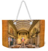 Chicagos Union Station Weekender Tote Bag