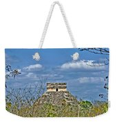 Chichen Itza Sunny Side Weekender Tote Bag