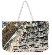Chichen Itza Up Close Weekender Tote Bag