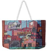 Chickasaw Ballpark Mosaic Wall Weekender Tote Bag