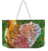 Birschen Chicken  Weekender Tote Bag