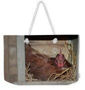 Chicken Box Weekender Tote Bag