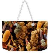 Chicken Droppings Weekender Tote Bag