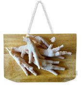 Chicken Feet Without Toenails Weekender Tote Bag