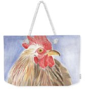 Chicken Weekender Tote Bag