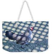 Chicken Weekender Tote Bag