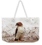 Chickenhawk Weekender Tote Bag