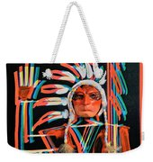 Chief Brill Yount Weekender Tote Bag