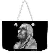 Chief Dan George Weekender Tote Bag