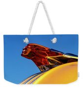 Chief Flying Cloud Weekender Tote Bag