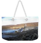 Chief Joseph Dam Weekender Tote Bag by Will Borden