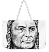 Chief Joseph Weekender Tote Bag