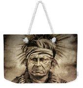 Chief Keokuk  Weekender Tote Bag