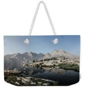 Chief Lake Weekender Tote Bag