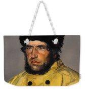 Chief Lifeboatman Lars Kruse Weekender Tote Bag