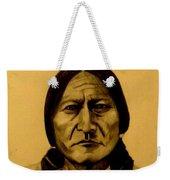 Chief Sitting Bull  Tatanka Iyotake Weekender Tote Bag